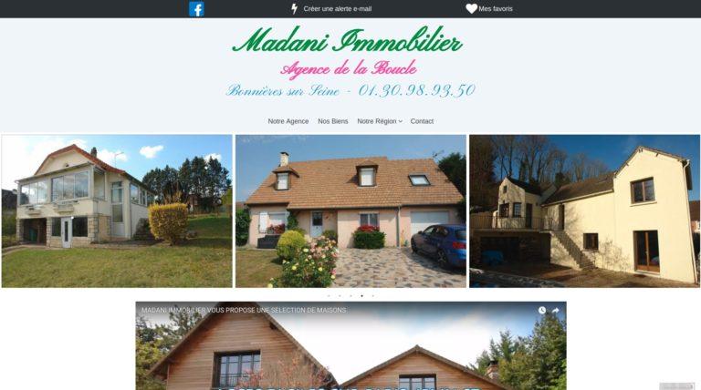 Madani Immobilier - ThivInfo