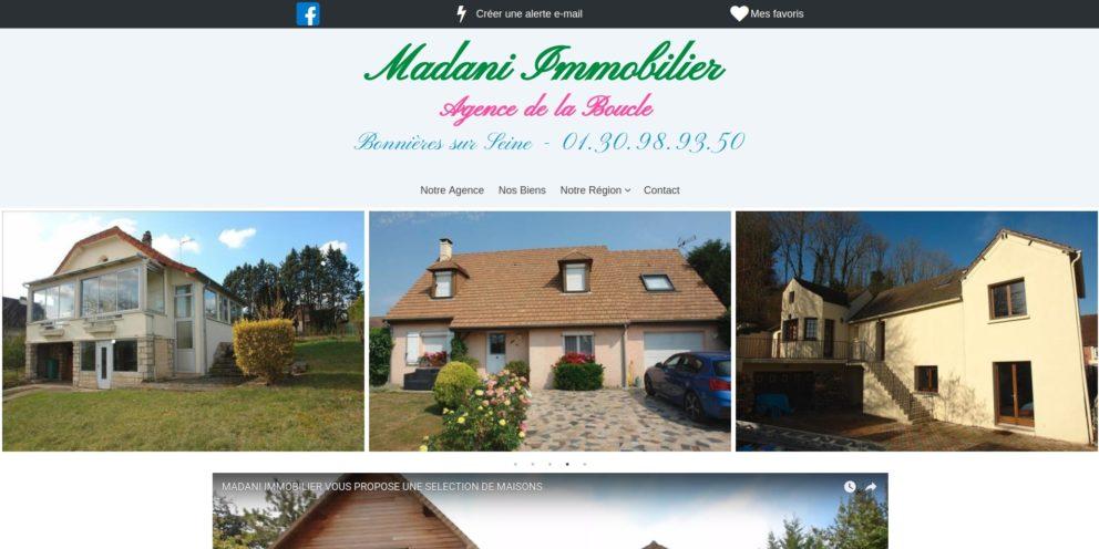 Madani Immobilier