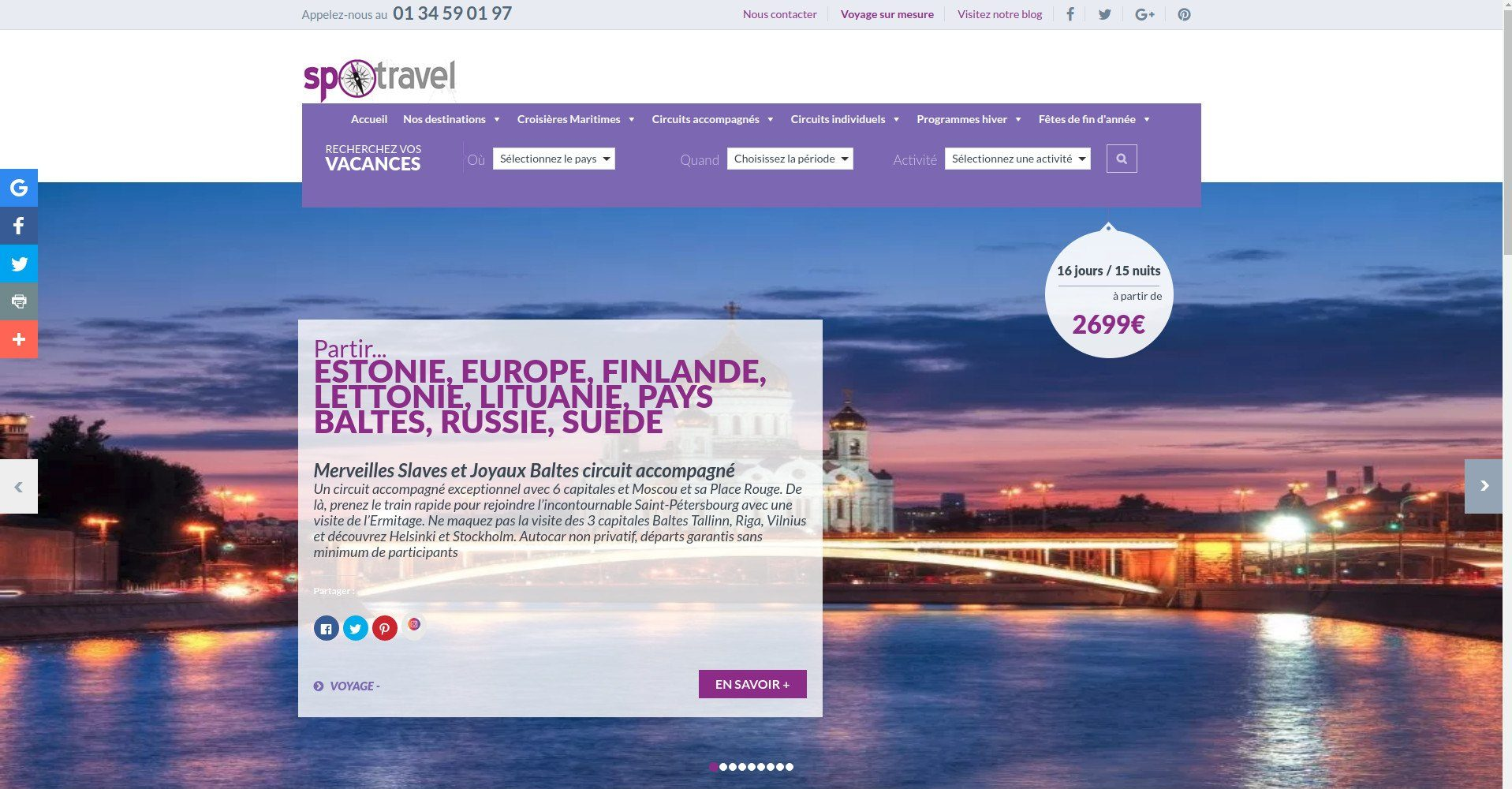 spotravel.com - ThivInfo