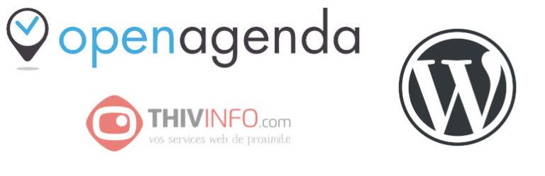 Afficher facilement vos agendas Openagenda.com sur votre site WordPress avec OpenAgenda pour WordPress - WordPress