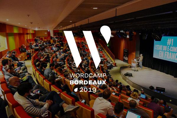 WordCamp Bordeaux 2019, l'évènement éco-responsable