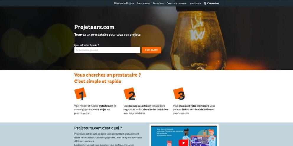 Projeteurs.com
