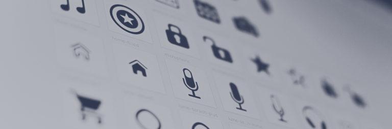 Utilisez vos icones personalisée dans votre projet WordPress avec ACF